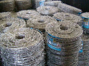 Galvanised barbed Wire in Lagos from Bisi-Best Nigeria Limited