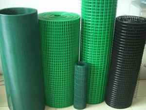 Mesh wire rolls in Lagos from Bisi-Best Nigeria Limited